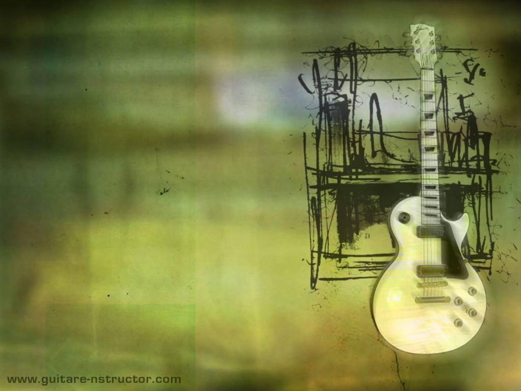 Guitar Wallpaper Wall 1