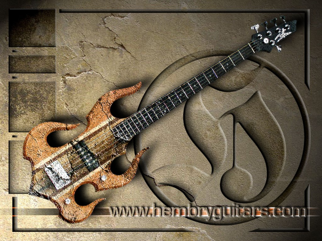 Guitar Wallpaper Wall_