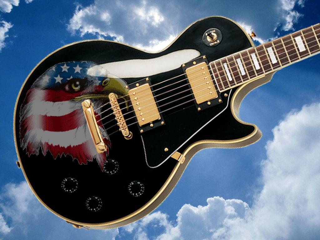 Guitar Wallpaper Wall 24