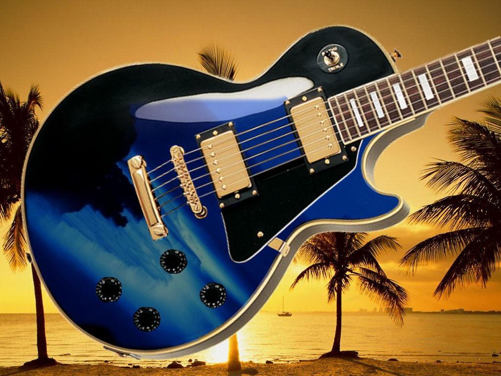 Guitar Wallpaper Wall 26