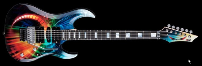 michael angelo batio speed of light 2012 guitar guitar news on. Black Bedroom Furniture Sets. Home Design Ideas