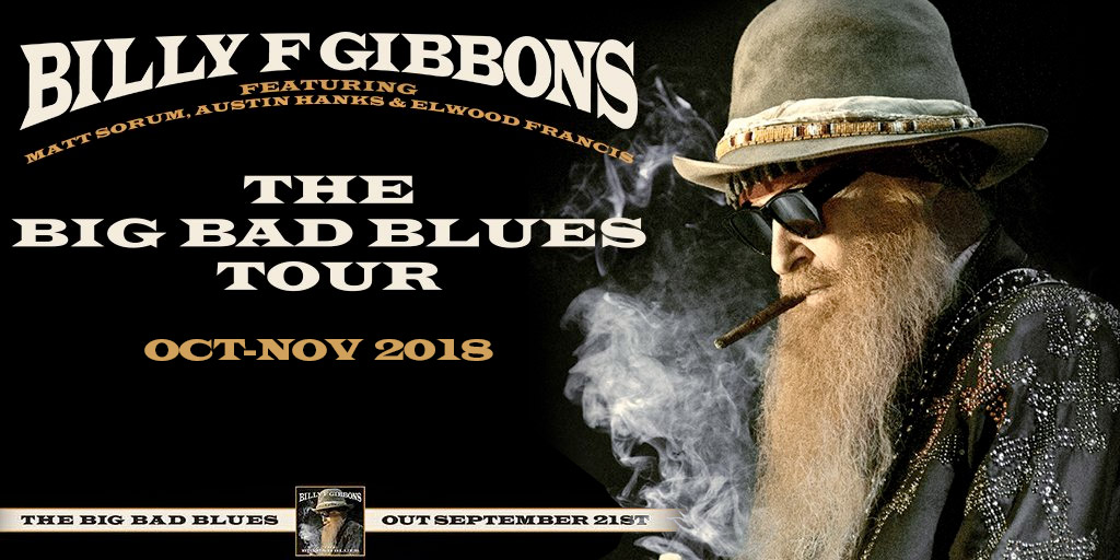 Bully Gibbons Big Bad Blues