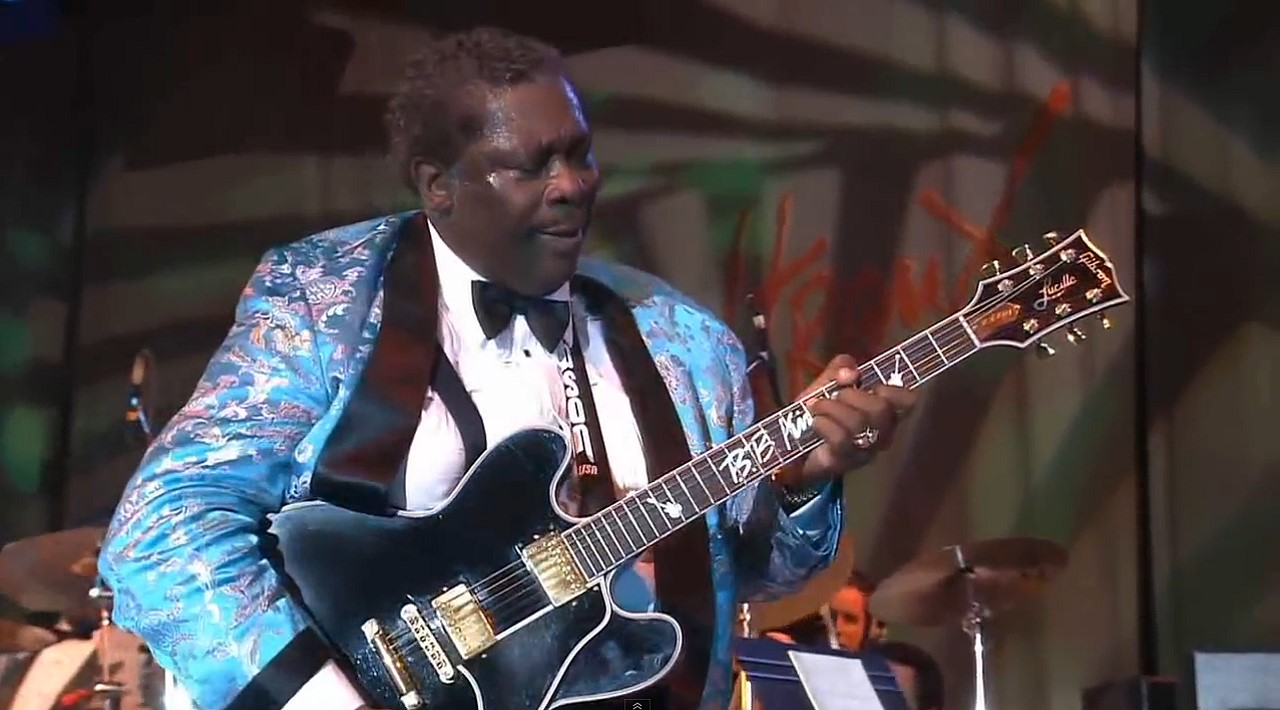 a short biography of bb king Bb king museum curriculum lesson plans curriculum • listen to a short portion of bb king singing a.