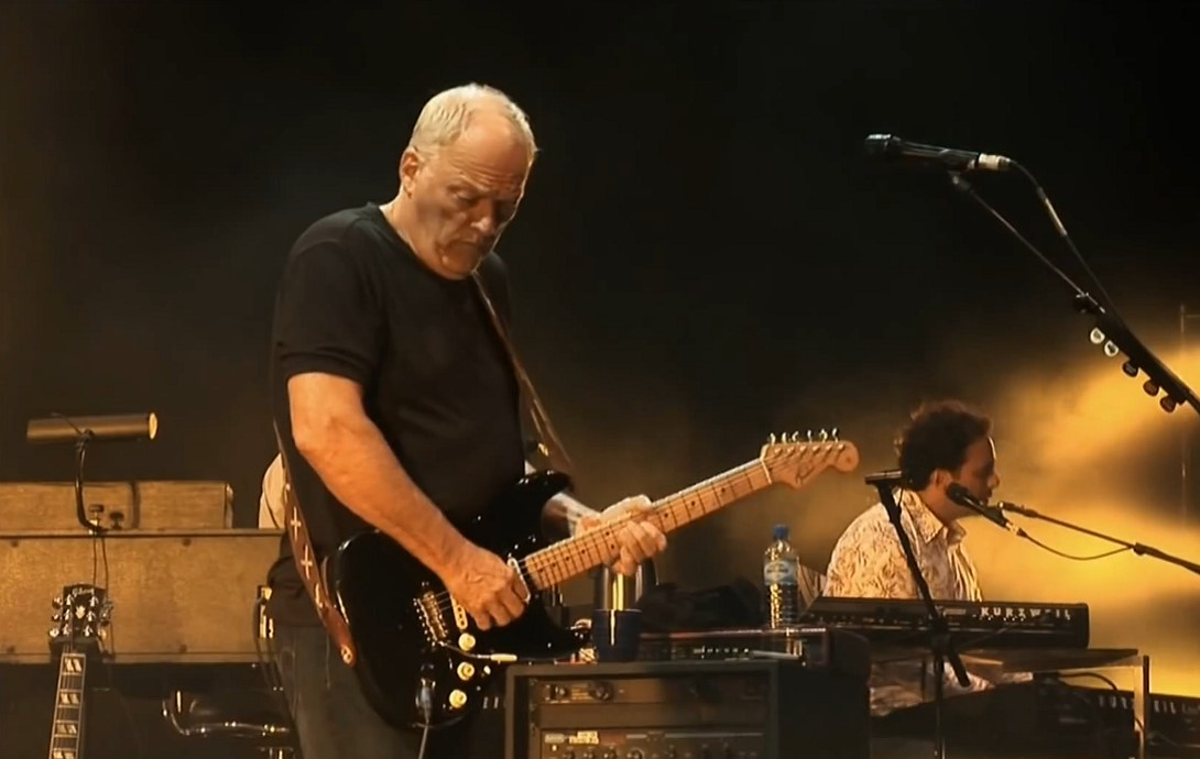 david gilmour biography news videos on veojam. Black Bedroom Furniture Sets. Home Design Ideas