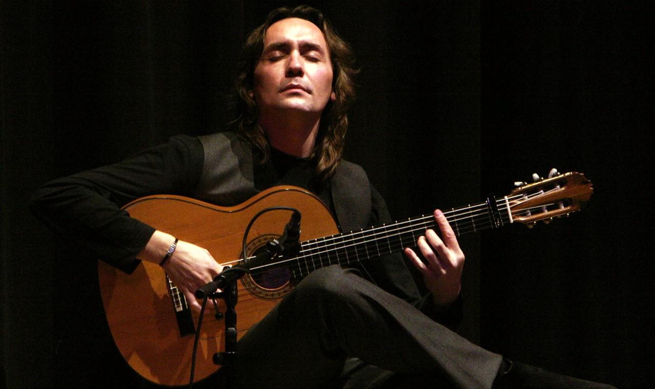 Vicente Amigo - biography, video, tab on Veojam