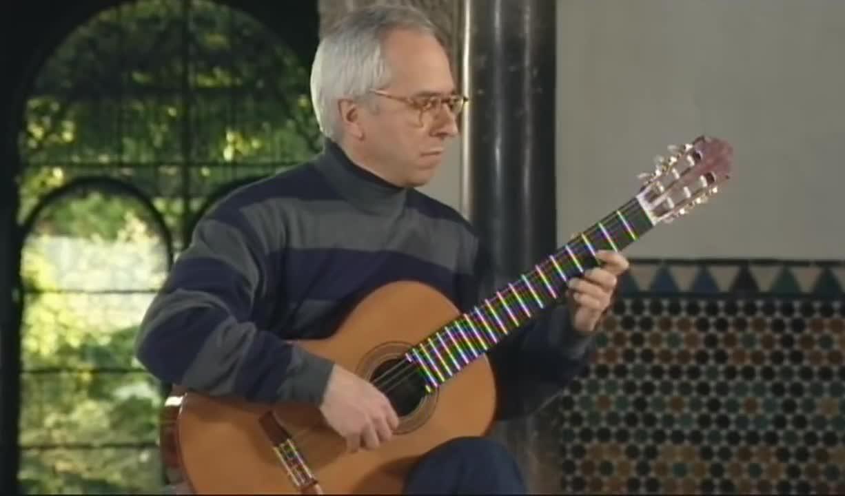 Antonio Vivaldi - Concerto in D major for guitar - Veojam