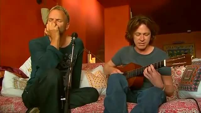 Sting - Shape of My Heart - Acoustic - Veojam
