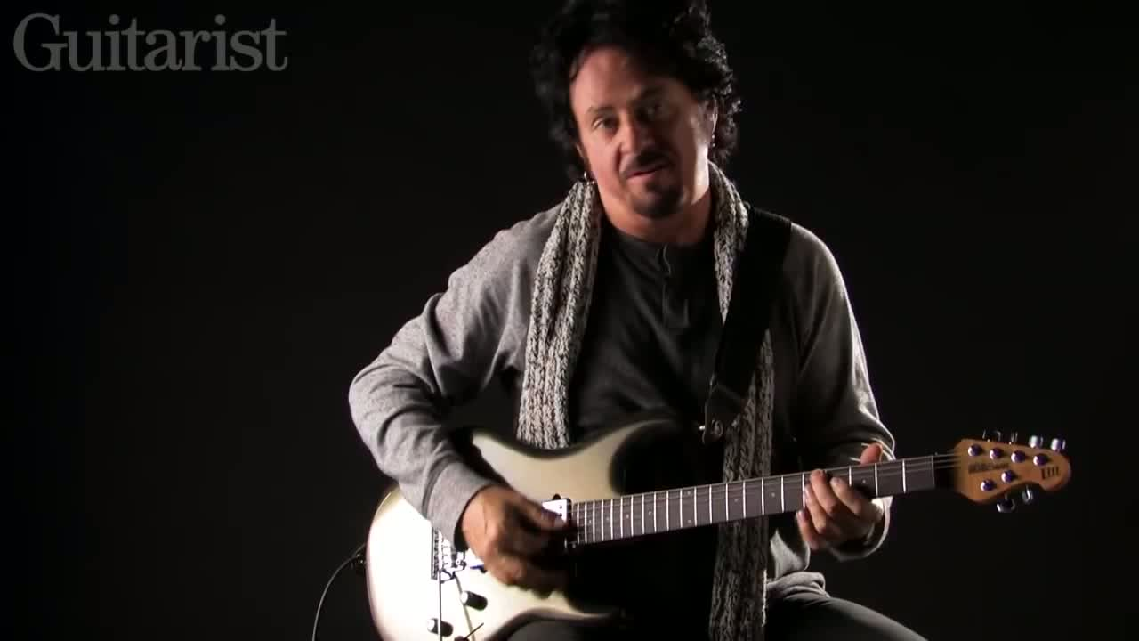Adavanced Blues Lesson With Steve Lukather Veojam