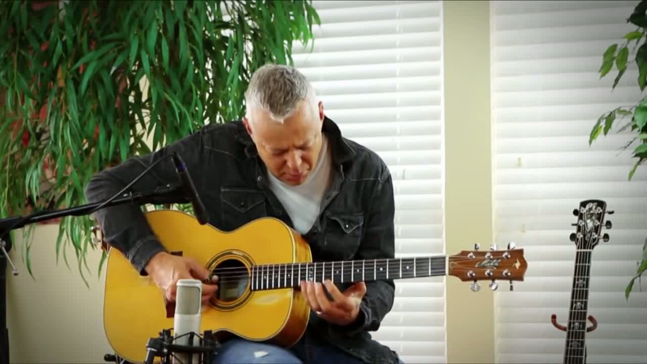 Over The Rainbow Acoustic Guitar Lesson Veojam