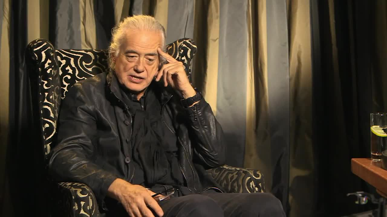 Jimmy Page - biography, videos on Veojam