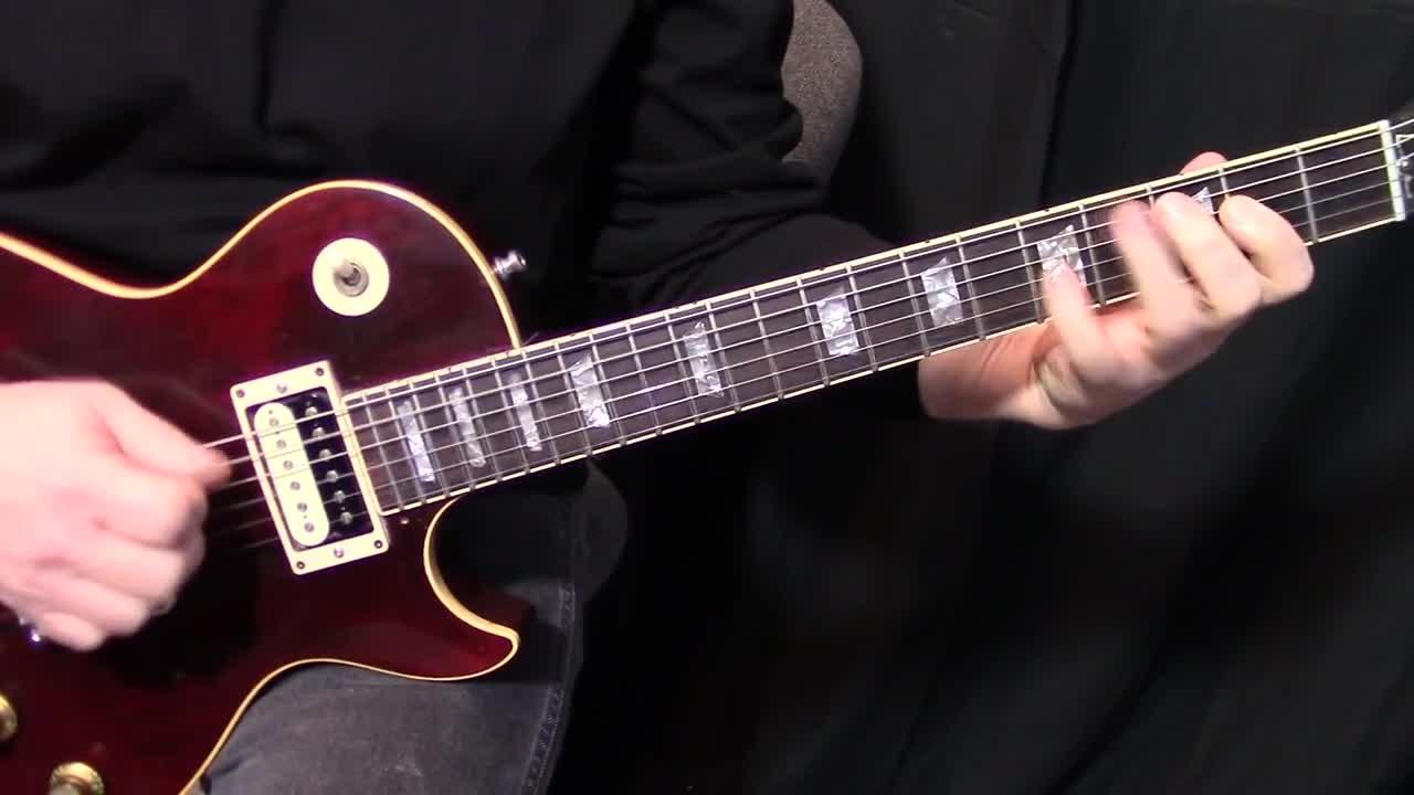 Zz top la grange guitar lesson veojam - How to play la grange on acoustic guitar ...