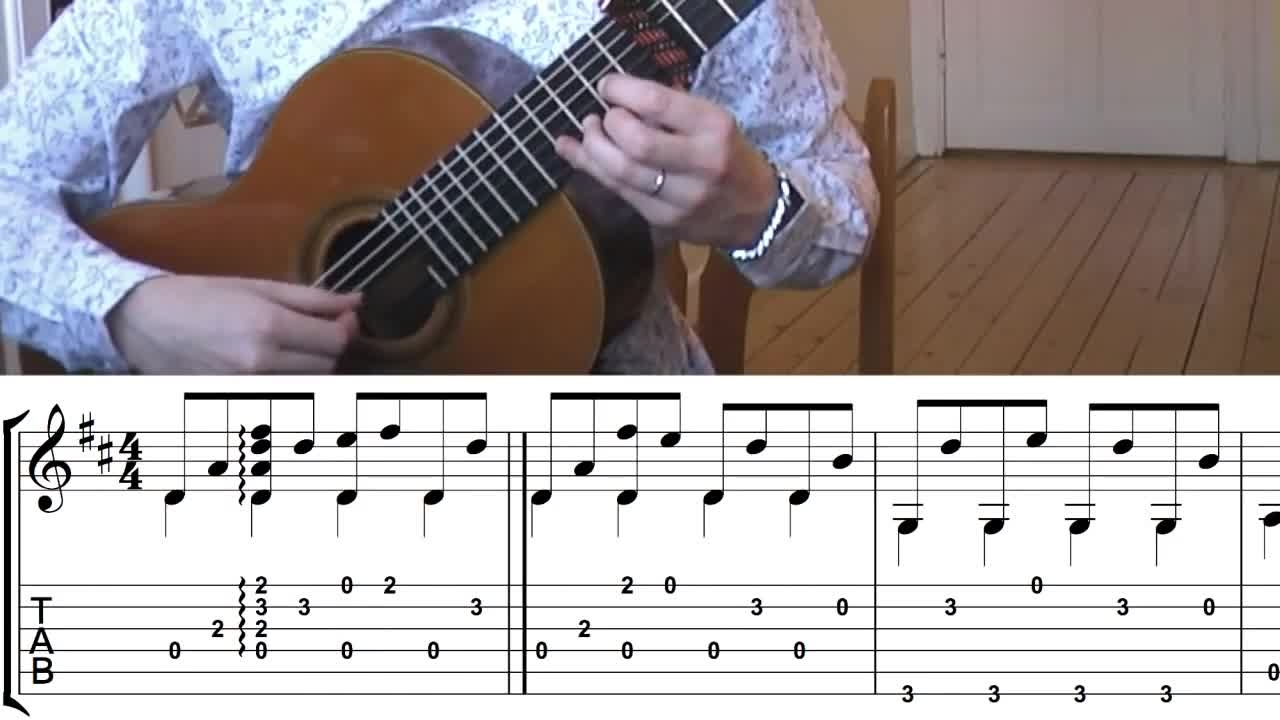 Here Comes The Sun Classical Arrangement Sheet Music