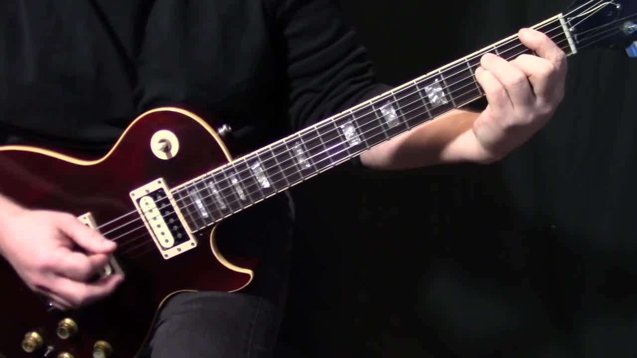Purple Rain Prince Guitar Lesson Veojam