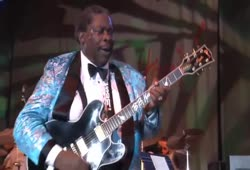 B.B. King - amazing fake video