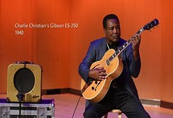 George Benson presents Charlie Christian's 1940 Gibson ES-250